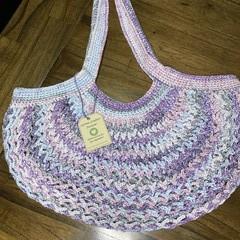 100% Cotton Crochet Market Bag