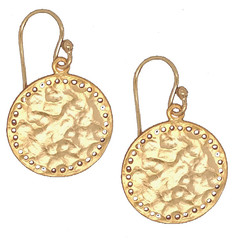 Allira 14K Gold filled or Sterling Silver Earrings