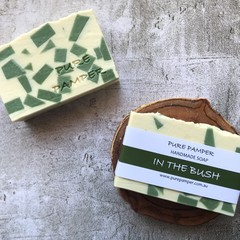 Handmade Soap - In the Bush