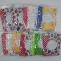 Scrunchie Kit, Do-It-Yourself Handmade Scrunchie Kit, Handmade Scrunchie Kit