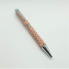 Pen - pink and cream