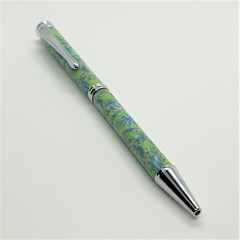 Pen - green and blue