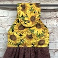 Sunflowers Designer Hand Towel