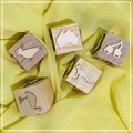 Australia Themed Play Dough Stamp Multicube