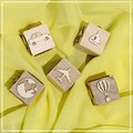 Travel Themed Play Dough Stamp Multicube