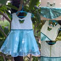 Butterfly dress Size 3