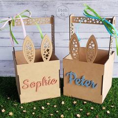 Easter Basket - Personalised
