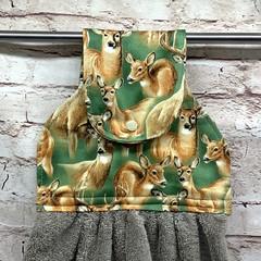 Deers Designer Hand Towel