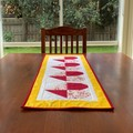 Love me some bright Table Runner