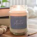 Saltwater Candle - Sea Salt & Citrus Soy Candle / Wax Melts