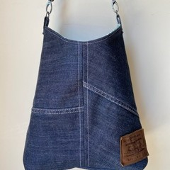 UPCYCLED LEVI's DENIM TOTE BAG