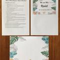 DIY Custom Printable Wedding Gift Beach Print