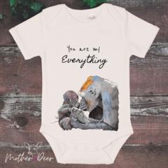 """My Everything"" Baby Onesie"