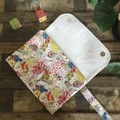 Nappy Wallet - May Gibbs Native Floral