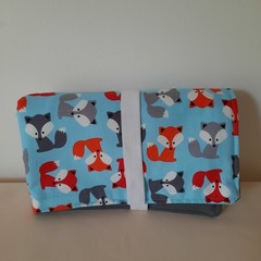 FOX NAPPY CHANGE MAT PLUS BAG OPTION
