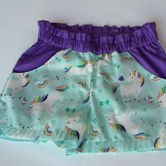 Unicorn Pocket Shorts