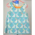 Easter bunny pinny size 0