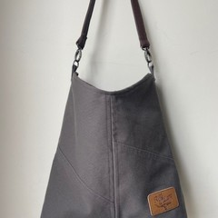 UPCYCLED R. M. WILLIAMS TOTE BAG