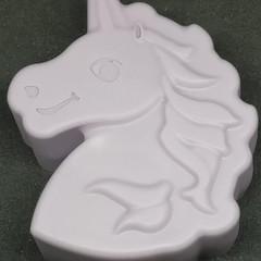 Large Unicorn Soap