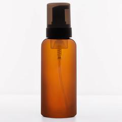 3 x Amber PET foamer bottle