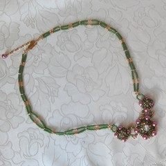 Bead weaved Necklace