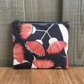 Red Eucalyptus - Denim Purse