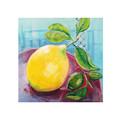 Still Life with Lemon - Fruit Art Print