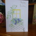 HAPPY BIRTHDAY - FEMALE CARD  (FREE POSTAGE)