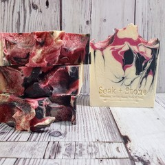 Black Rose and Oud Handcrafted Artisan Soap