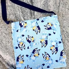 BLUEY Library Bag | Tote Bag | Crossbody Bag