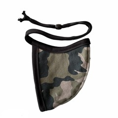 CAMO Sling Back Face Covering