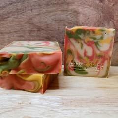 Australian Bush Flowers Handcrafted Artisan Soap