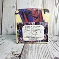 Black Raspberry and Vanilla Handcrafted Artisan Soap