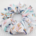 Feathers Scrunchie