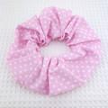 Candy Spot Scrunchie