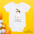"""Little Bunny"" Limited Edition Easter Baby Onesie"