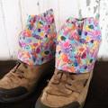Adult Sock Protectors- Coral