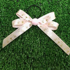 Pink Easter Bows.