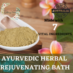 Naturz Ayurvedic Rejuvenating Bath