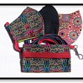 Wonderlust Trio Pack with Matching Carry Pouch