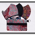 Women Dreaming Mask Trio Pack with Matching Carry Pouch