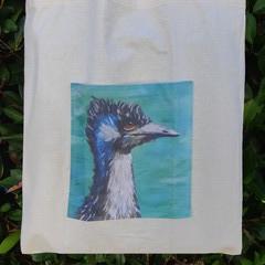Emu Calico Tote Bag