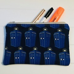 Police Box pencil case