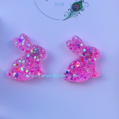 Resin Easter Earrings ~ Variety of styles & colours
