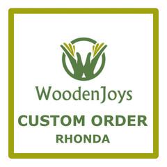 Custom Order - Rhonda