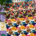 Rainbows galore kitchen dish cloths 4 pack