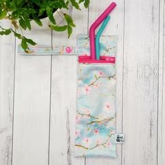 Straw/Cutlery Wet Bag