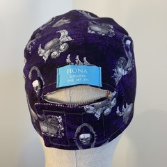 Unique reversible Scrub Hat - Men's Purple Sculls 2