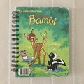 2022 Diary  -  Little Golden Book - Bambi