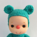 Baby Turquoise  Bear
